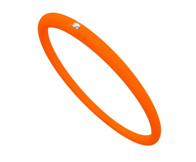 Bracciale Fluo Arancione
