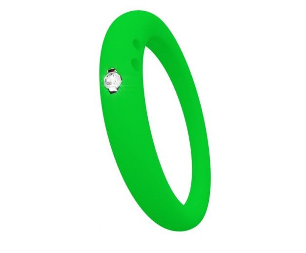 Anello Fluo Verde