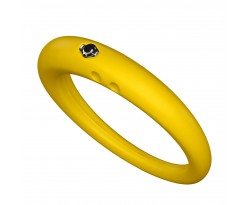 Ring Yellow - Black Diamond
