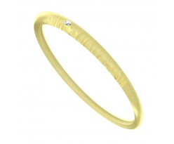 Bracelet Yellow Transparent