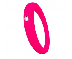Ring Fuxia Fluo